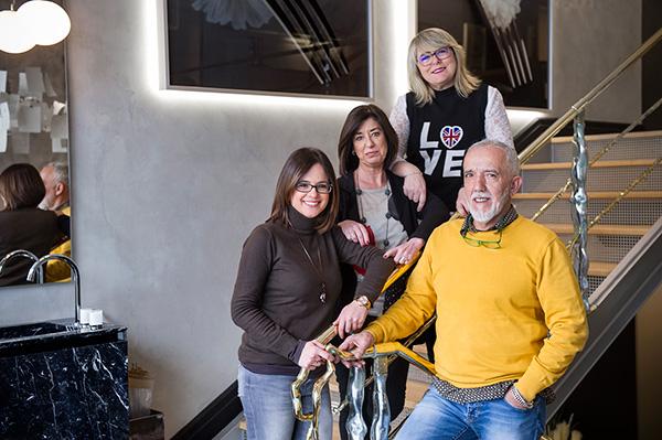 Personal de Lider cocinas en Vitoria